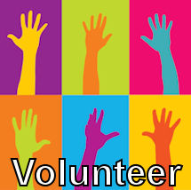 Volunteer Today! You can make a difference